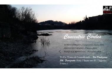 """Libera Musica presenta: Luigi Castiello """"Concentric Circles"""""""