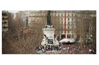 Terroristi Parigi, la marcia repubblicana: oltre un milione di persone in piazza