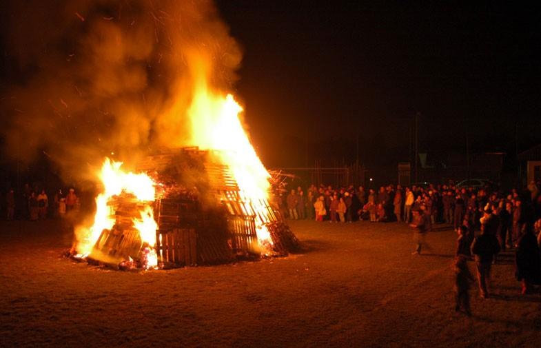 Cancello ed Arnone: La Festa di Sant'Antuono