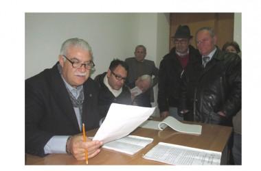 Grazzanise: giovedì 29 gennaio assemblea generale al Circolo degli Anziani