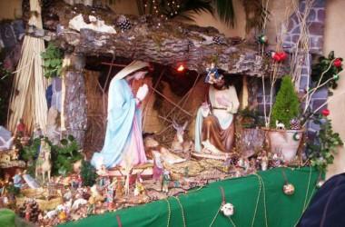 Il presepe più bello e La vetrina di Natale più bella