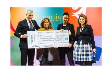 Raccolti oltre 10 mila euro per la Fondazione Santobono Pausillipon e mille euro per l'associazione Nati Liberi