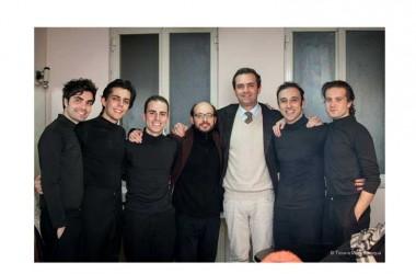"""Successo per """"Le 95 tesi"""" di Teatro In Fabula al Teatro Piccolo Bellini"""