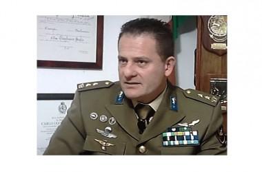 Il Ten. Col. Gianfranco Paglia ospite a Servizio Pubblico