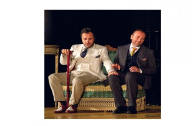 """Venerdì 20 febbraio: Gianfranco Gallo e Massimiliano Gallo in """"Ti ho sposato per ignoranza"""" da Pasquale Petito, al Teatro Garibaldi di Santa Maria Capua Vetere"""