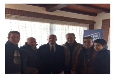 Il PD di Cancello ed Arnone presenta agli elettori Vincenzo De Luca, candidato alle Primarie PD per la carica di Governatore alla Regione Campania