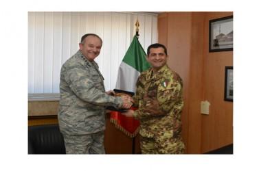 SACEUR in visita alla Kosovo Force