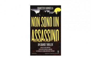 Presentato a Caserta, il secondo Legal Thriller del giudice-scrittore Francesco Caringella