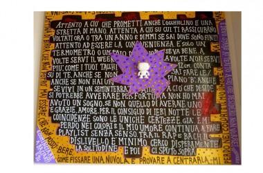 Margutta Ristorante – Si apre oggi la mostra di Pierbo, tra alieni, rock e passioni