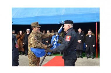 Kosovo: cambio al comando della multinational specialized unit