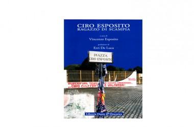 """Presentazione del libro """"Ragazzo di Scampia"""" di Ciro Esposito"""