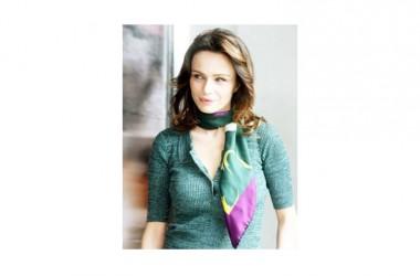 L'attrice Francesca Neri al Duel Village. Seguirà la proiezione di 'Due giorni, una notte'