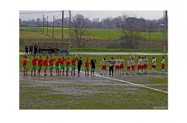 L'ASD FULGOR Cancello Arnone chiude il girone d'andata con una sconfitta contro la prima in classifica