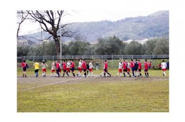 Pesante sconfitta per l'ASD FULGOR Cancello Arnone