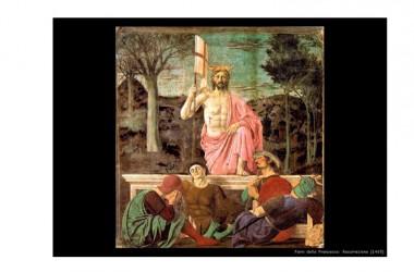 Il progetto di restauro della Resurrezione di Piero della Francesca si presenta a Washington e New York