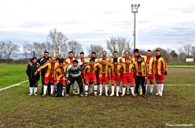 ASD Castel Volturno – ASD FULGOR Cancello Arnone: vittoria di misura della squadra di casa