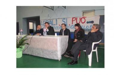 """Cancello ed Arnone – Successo del convegno """"Legali si può"""""""
