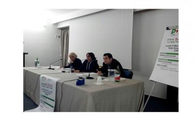 Tavola rotonda sul problema seta di San Leucio organizzata dal Pd Rifare l'Italia