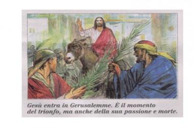 Vangelo di Domenica 29 Marzo 2015 –  Domenica delle Palme e della Passione del Signore
