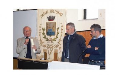 Consegna Venere Sinuessana al Comune di Castel Volturno
