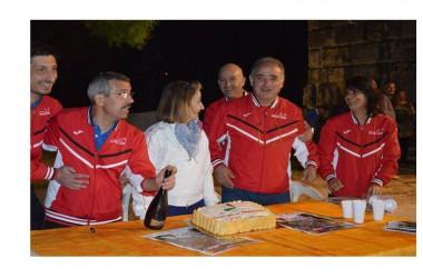 """L'ASD """"Atletica Capua"""" ha presentato l'XI^ edizione della corsa podistica """"Corri per la Repubblica"""""""