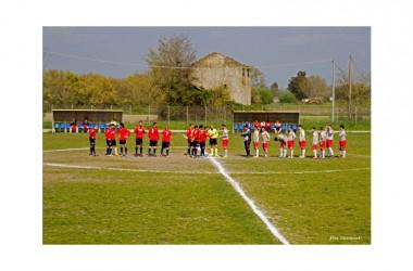 Successo in casa per l'ASD FULGOR Cancello Arnone: vince 5 a 1 contro lo Sparta Mondragone