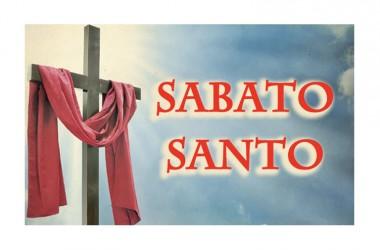 Buon Sabato Santo 2021