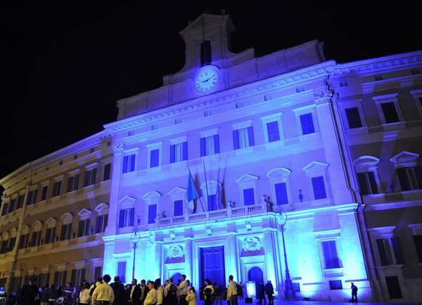 """""""World Day of Awareness of Autism"""" in Rome"""
