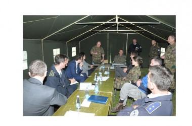 Il Generale Figliuolo ne ha autorizzato l'impiego nella zona di Mitrovica