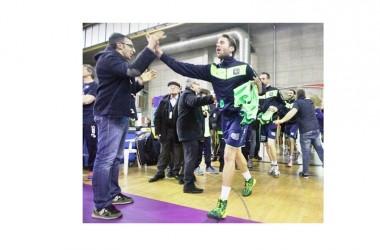 I vice Campioni d'Italia della Exton Volleyball Aversa pronti a tornare in campo per giocare la diciottesima giornata del girone C del campionato di serie B1