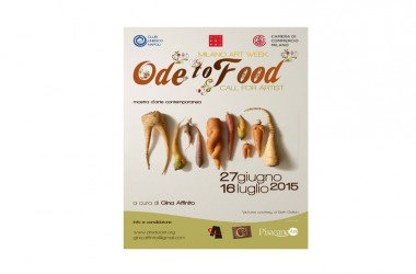 Dal campano Centro Culturale Arianna Call for artist Milano Art Week – Ode to Food.
