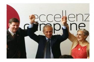 Eccellenze Campane all'Expo di Milano con gli U.S.A.  Siglato l'accordo di partecipazione