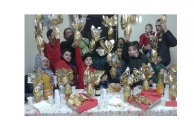 Il Nuovo PSI di Sant'Arpino vicino ai bambini bisognosi