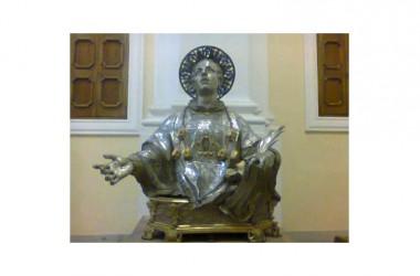 """Capua. """"Festa dei Santi Patroni"""" – Processione dei 7 busti d'argento dei Santi Patroni e Compatroni di Capua –  Sabato 5 Maggio"""