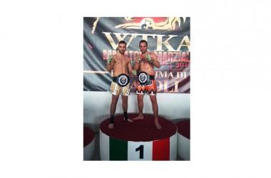 """KICK BOXING """"WTKA"""" PORTICO DI CASERTA Giovanni e Francesco IODICE di nuovo sul podio più alto nel Full Contact"""