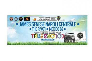 Nola, in via Boscofangone, in concerto James Senese con Napoli Centrale The Rivati e Mexico 86
