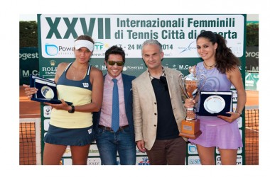 """La ventottesima edizione degli """"internazionali"""" di tennis di Caserta sarà presentata sabato 9 maggio presso la sede del circolo tennis di Caserta"""