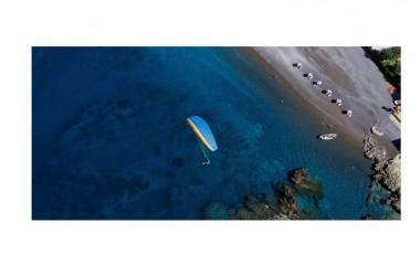 In Basilicata, Friuli e Sicilia si ritrova l'Italia che vola in parapendio e deltaplano