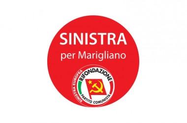Antonio Carpino firma la Dichiarazione di impegno per l'acqua pubblica con Sinistra per Marigliano