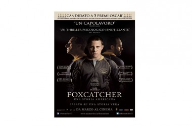 Foxcatcher, il thriller psicologico candidato a 5 Oscar  nel cineforum di Duel Village e Caserta Film Lab