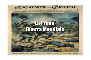 """Letteratitudini – La """"Grande Guerra"""": dolore ed umana pietà nella testimonianza poetica di Giuseppe Ungaretti."""