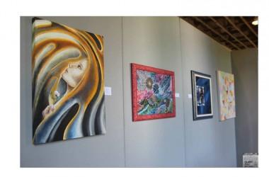 """La pittrice matesina Mirella Zulla ha partecipato all'Esposizione Internazionale di Arti Visive """"I Have a Dream"""" a Padova"""