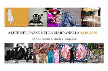 Il cuore di Alice batte a Torpignattara – 23 MAGGIO 2015  – CULTURA, SENSO CIVICO E INTEGRAZIONE a Roma in Via della Marranella