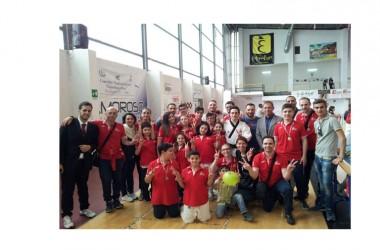 """Il """"Team Renga"""" ha partecipato al Campionato Interregionale Forme di Taekwondo con il risultato di 28 medaglie"""