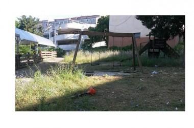 Al via la bonifica del Parco giochi della Rimembranza.