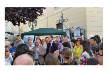 Ballottaggio San Nicola, Gianpiero Zinzi: Pascarielloe il voto utile per il sindaco della sicurezza