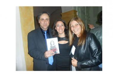 Antonello De Pierro contro l'omofobia alla presentazione del libro di Francesca Vecchioni