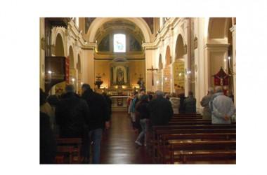 Don Carlo Di Carluccio festeggia i suoi 50 anni di sacerdozio
