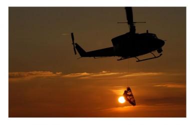 Grazzanise: Salvataggi in mare e montagna con elicotteri HH212 del 9° Stormo 'F. Baracca'