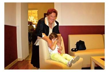 """""""L'Amore di una nonna!"""" una poesia di Matilde Maisto"""
